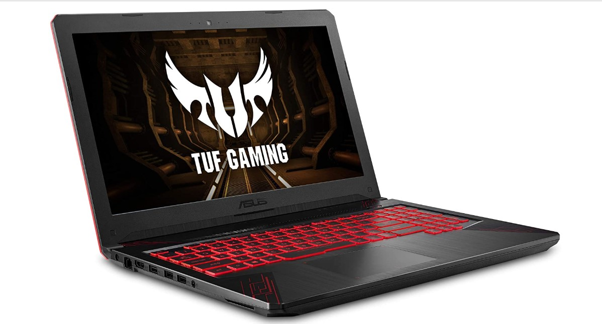 ASUS TUF Thin & Light Gaming Laptop under 800 usd