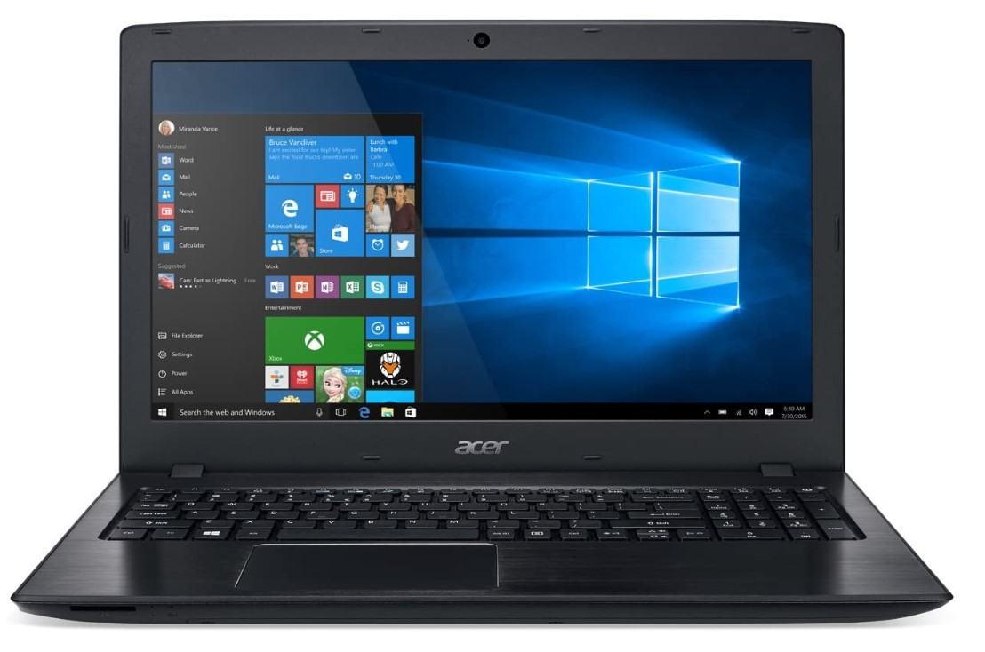 Acer Aspire E 15 for light gaming