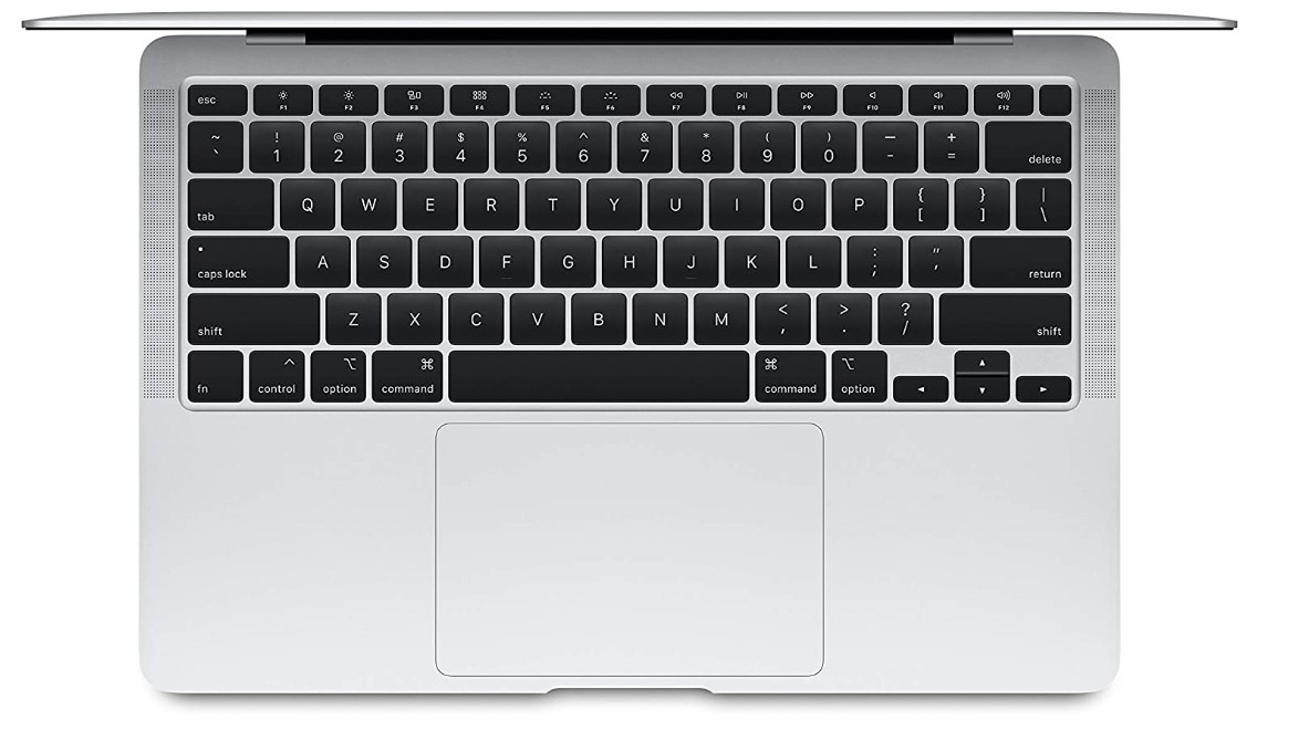 Mackbook Air Laptops with backlit keyboards