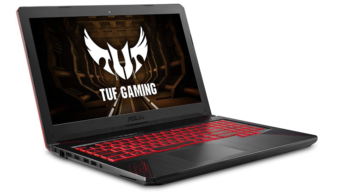 cheap gaming laptop with backlit keyboard