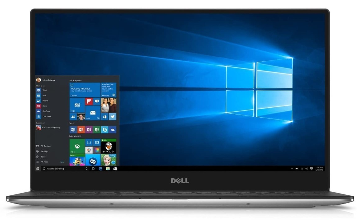 Dell Best Laptops with SSD drives
