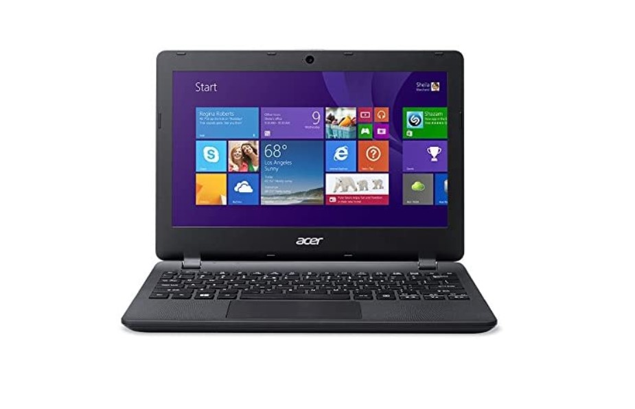 Acer Aspire 11 inch laptop for sale