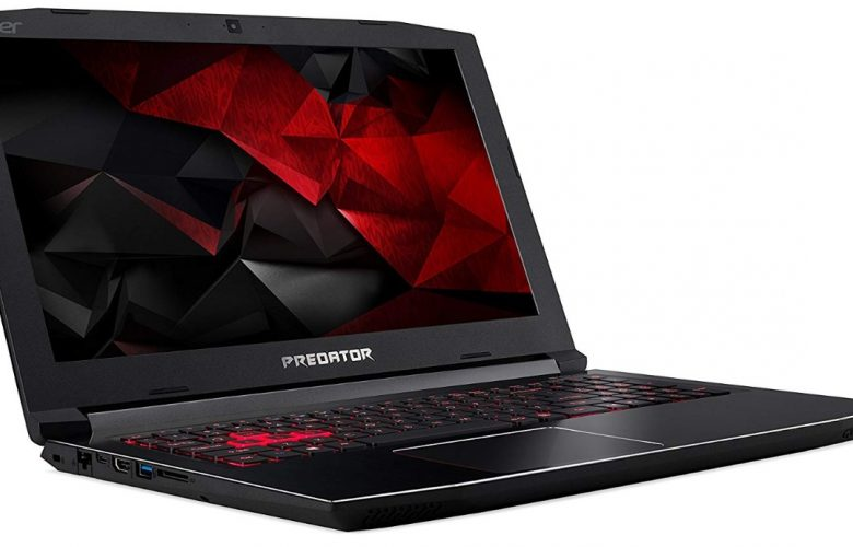 Acer Predator Helios ( editor's pick among these best laptops for animation)