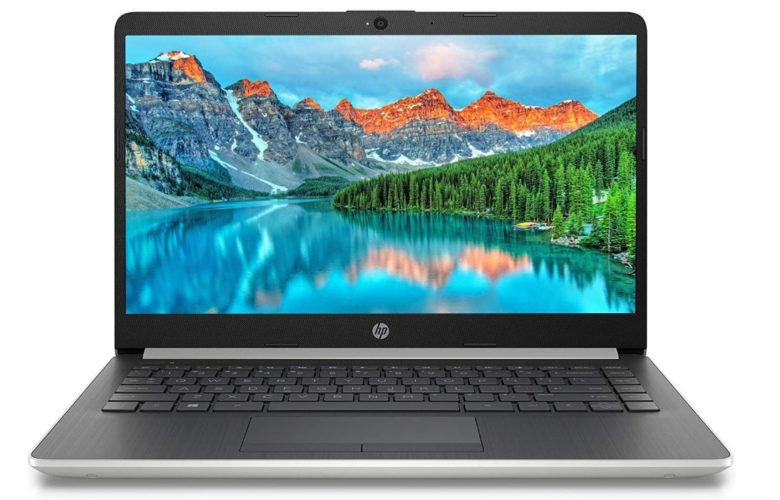 HP 14in High Performance Laptop under 400 dollars